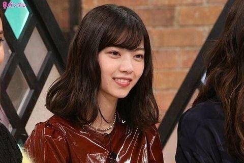 【元乃木坂46】西野七瀬が凄い衣装を着てテレビ出演...(画像あり)