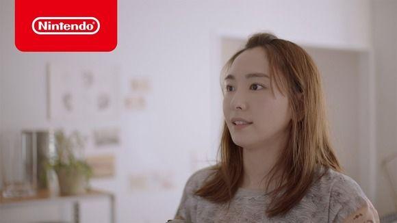 【動画】新垣結衣さん、エッチにSwitchをプレイしてしまうwww