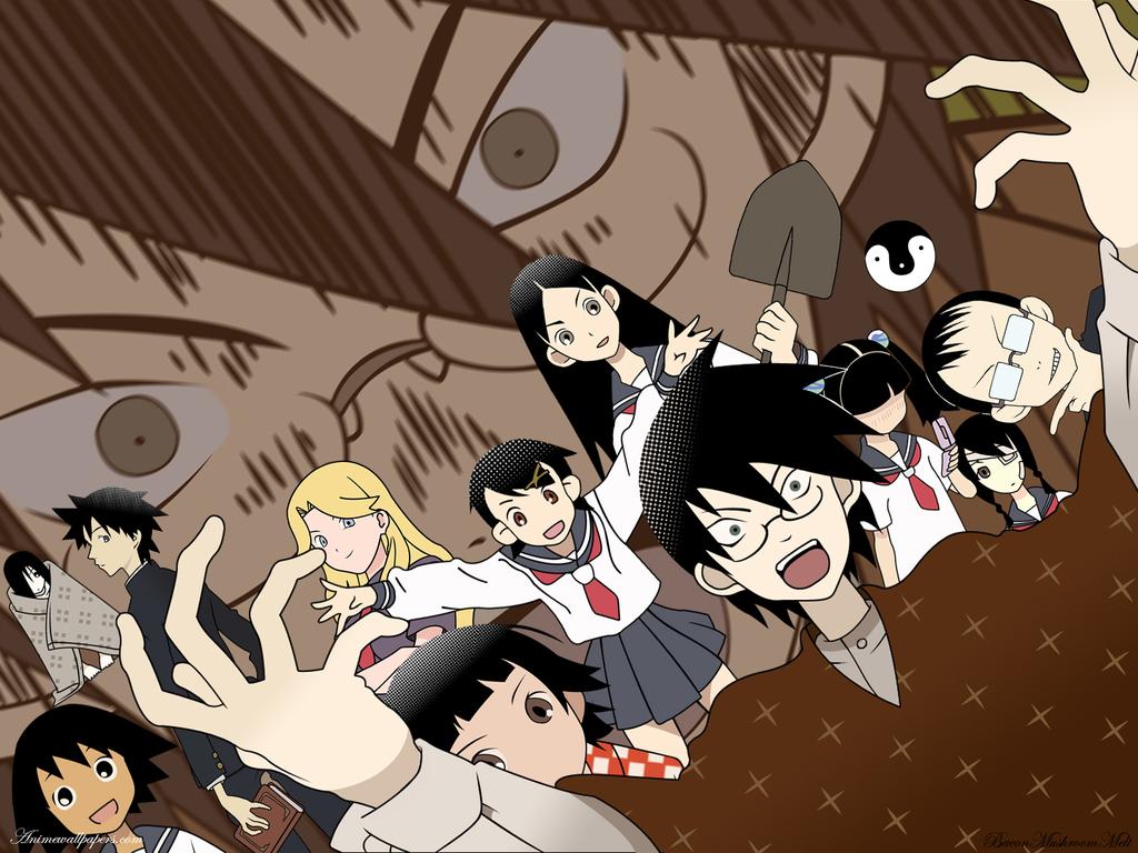 アニメ壁紙ひろってきたお ~Anime Wallpaper~
