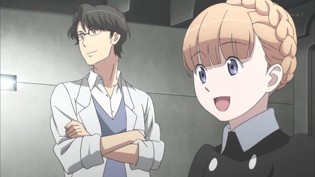 アルドノア・ゼロ 第4話 3