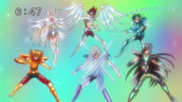 聖闘士星矢Ω -セイントセイヤオメガ- 第86話 13