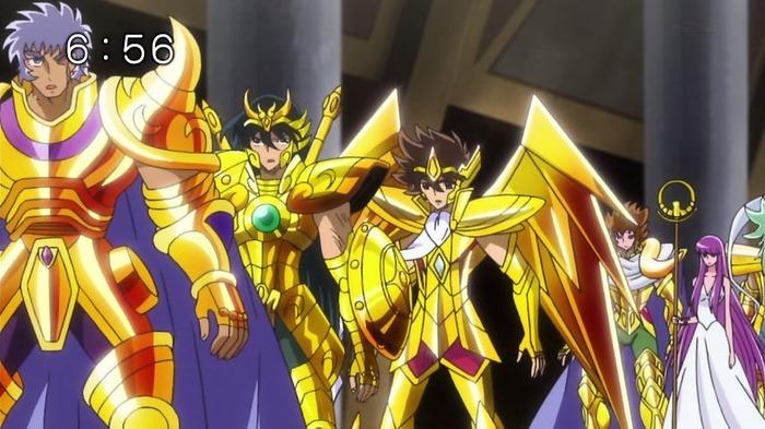 聖闘士星矢Ω -セイントセイヤオメガ- 第86話 16
