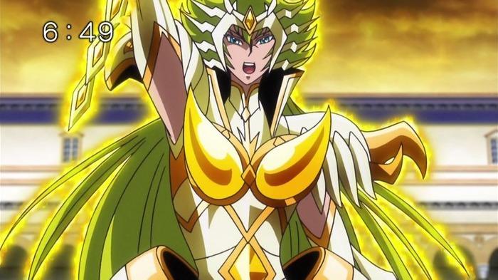 聖闘士星矢Ω -セイントセイヤオメガ- 第86話 15