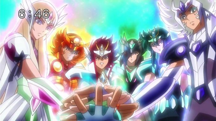 聖闘士星矢Ω -セイントセイヤオメガ- 第86話 12