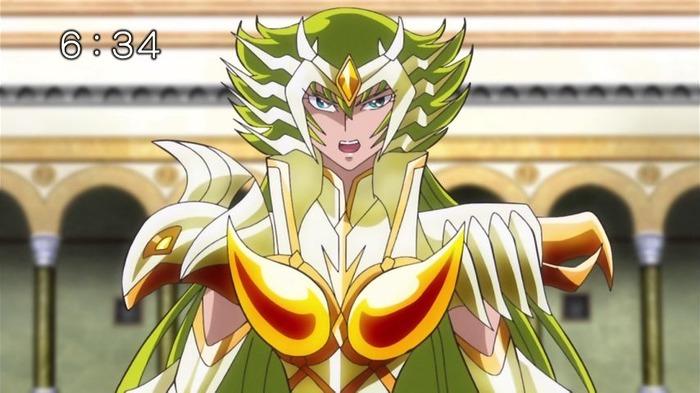 聖闘士星矢Ω -セイントセイヤオメガ- 第86話 4