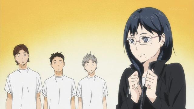 ハイキュー!! セカンドシーズン 第1話 15