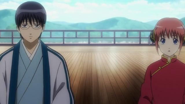 銀魂 第302話 7