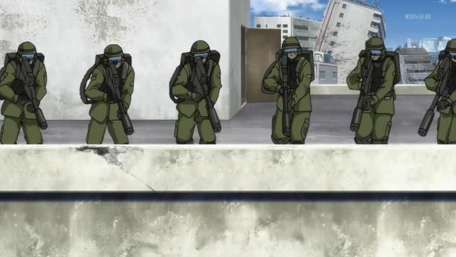 アクティヴレイド-機動強襲室第八係- 第12話 23