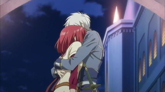 赤髪の白雪姫 第7話 17