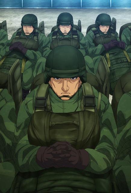 GATE(ゲート) 自衛隊 彼の地にて、斯く戦えり 第21話 30