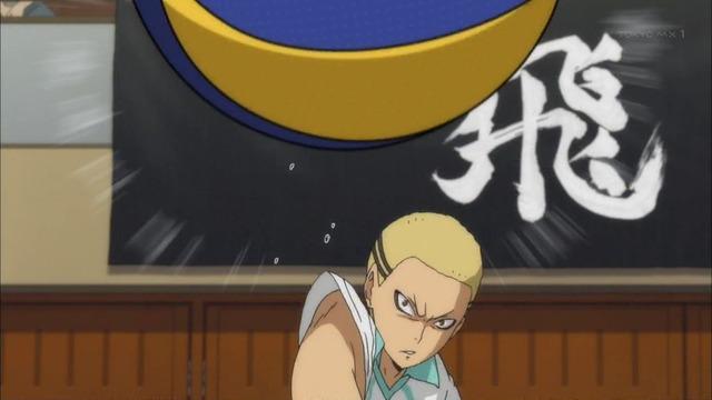 ハイキュー!! セカンドシーズン  第22話 4