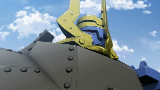 アクティヴレイド-機動強襲室第八係- 第6話 5