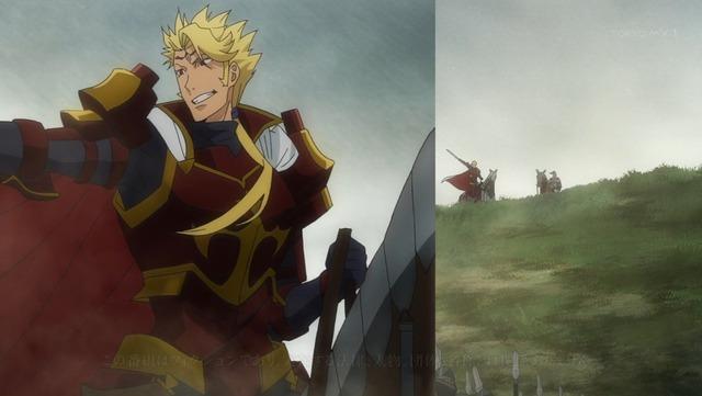 GATE(ゲート) 自衛隊 彼の地にて、斯く戦えり 第16話 3