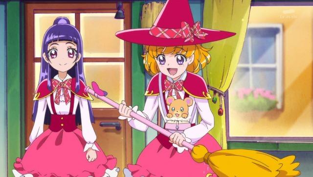 魔法つかいプリキュア! 第3話 31