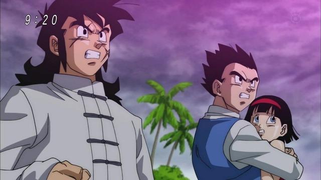 ドラゴンボール超(スーパー) 第8話 22