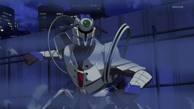 アクティヴレイド-機動強襲室第八係- 第8話 14