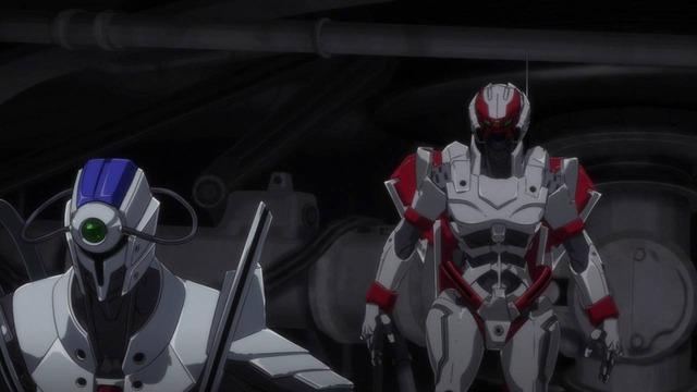 アクティヴレイド-機動強襲室第八係- 第4話 8