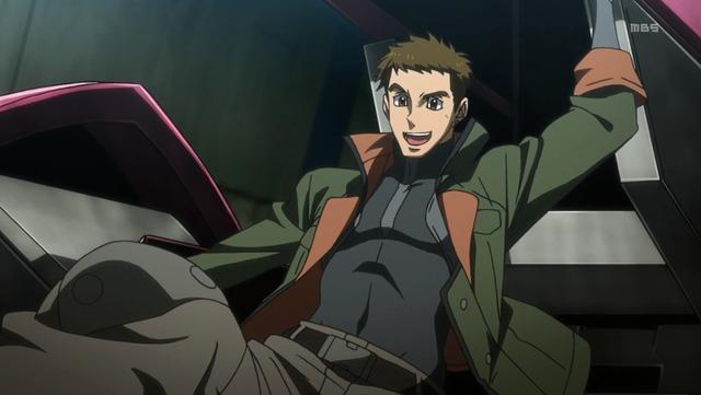 機動戦士ガンダム 鉄血のオルフェンズ 第19話 6
