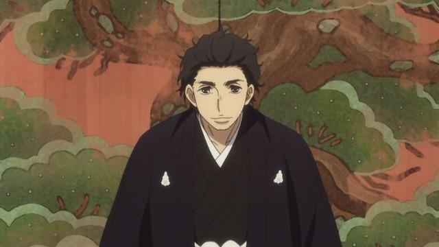 昭和元禄落語心中 第12話 8