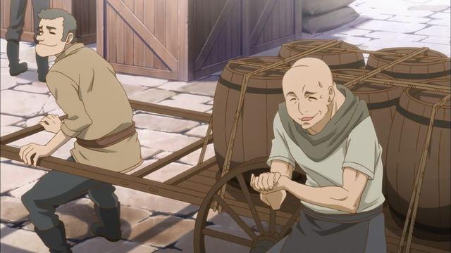 赤髪の白雪姫 第2話 9