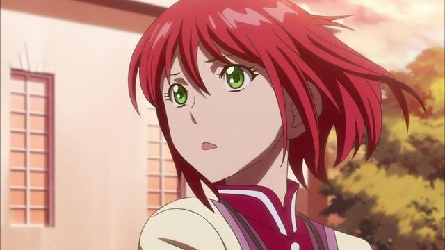赤髪の白雪姫 第7話 1