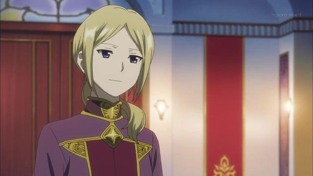 赤髪の白雪姫 第9話 9