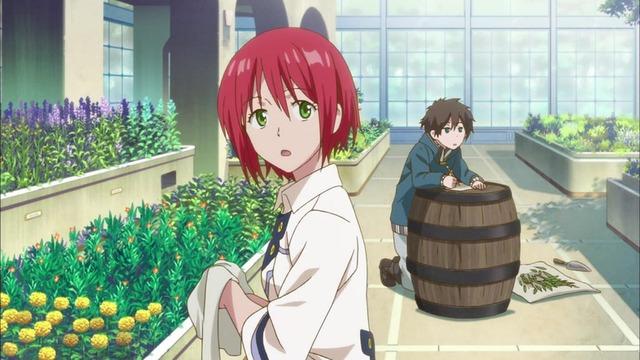 赤髪の白雪姫 第6話 10