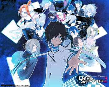 DEVIL SURVIVOR 2 THE ANIMATION -デビルサバイバー2-