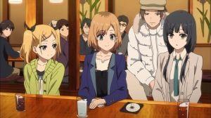 【SHIROBAKO】みゃーもりは酒豪だよねwwwwww