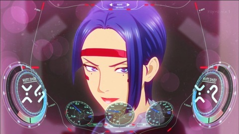 ID-0 第3話 【感想】 隕石は謎の少女がやったのかな? あの少女、笑ってばっかで怖い