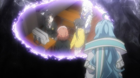 スクールガールストライカーズ Animation Channel 第10話 【感想】 なかなか良かった 先生今回ポンコツ過ぎやしませんかね