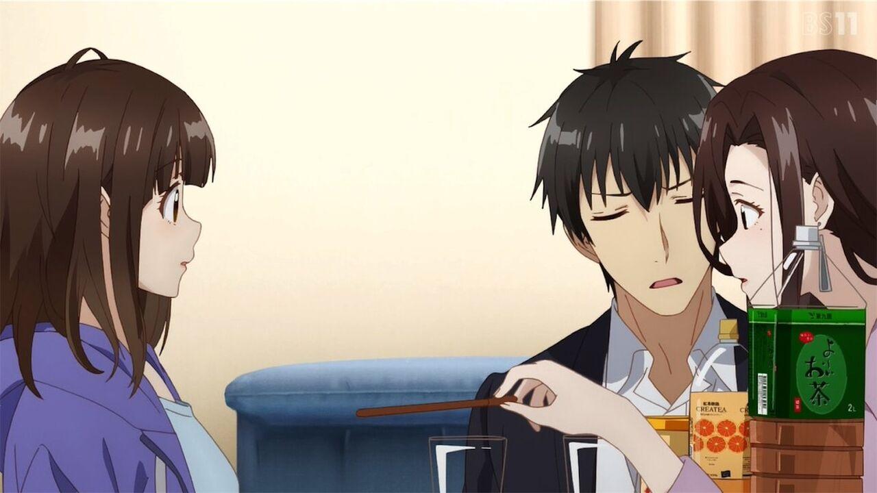 【ひげを剃る。そして女子高生を拾う。】5話『処理屋の吉田さん』感想まとめ