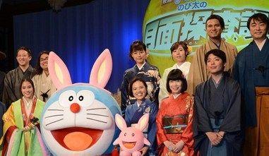 映画『ドラえもん』製作発表会見、脚本・辻村深月さん「藤子先生からいただいたものをお返ししたい」
