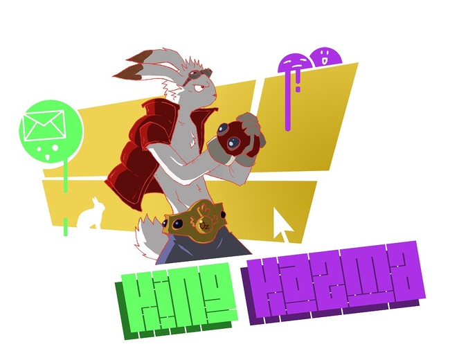 king_kazma_rocks_my_world_by_beebeefoke-d3ayj2b