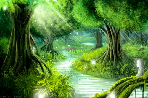 forest_spirits_by_syntetyc-d3dd75g
