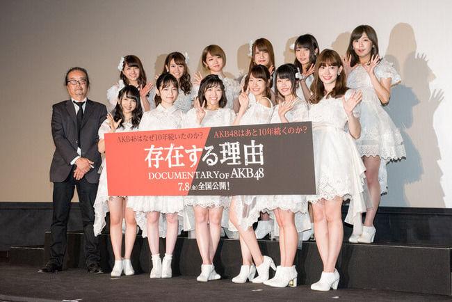 【速報】AKB48ドキュメンタリー映画「存在する理由」主題歌「あの日の自分」の歌唱メンバー20名が判明!