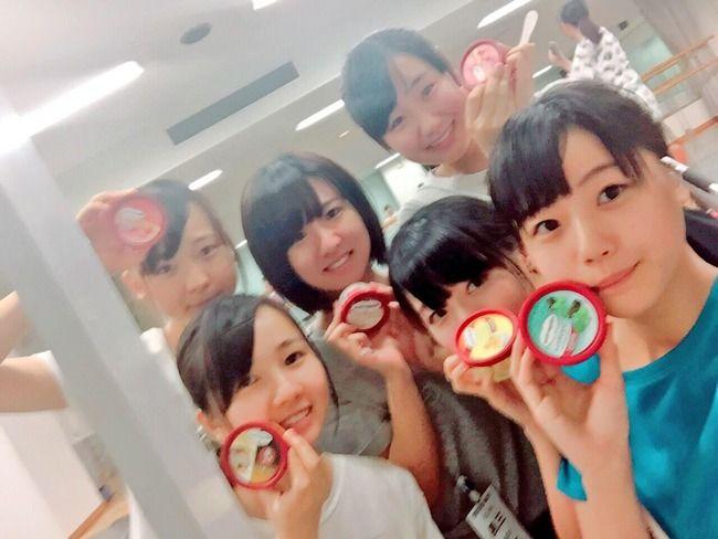 STU48岡田奈々がメンバーにハーゲンダッツを差し入れ!【AKB48なぁちゃん】