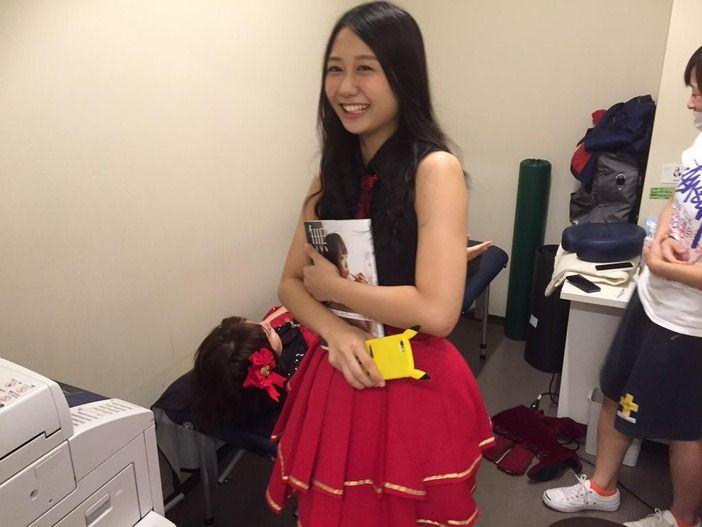 SKE48松村香織ファースト写真集「無修正」を見たメンバーの反応www