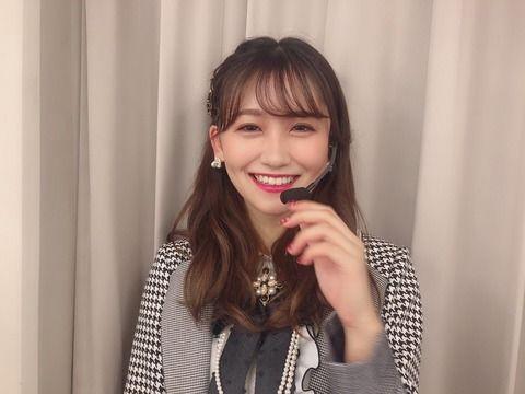 小嶋真子「私はこのグループが心から大好きです。AKB48は応援してくださる方がいる限り、みなさんの太陽であり続けます」