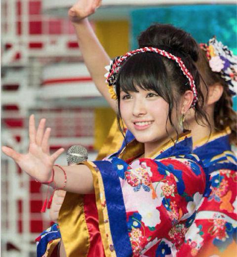 【公認】中国メディア「大和田南那は1万人に1人の美少女」