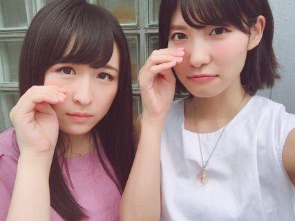 川本紗矢と谷口めぐの手首の太さの差がすごいwwwwww