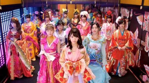 【AKB48】「君はメロディー」って何気に良曲だったよな?【定期スレ】