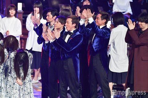 【画像】 ダパンプさん、乃木坂46のレコード大賞を祝福! 乃木坂を叩いてるのはお前らだけだぞ