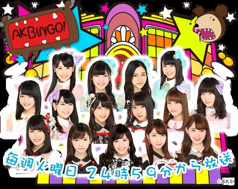 【AKB48】AKBINGO収録メンバーが酷すぎるんだが・・・