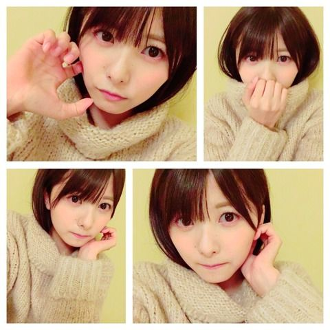 【HKT48】岡田栞奈ちゃんの可愛さが限界突破しててヤバい!こんなに可愛いのになんで干されてるの?
