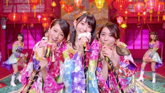 [動画] AKB48 10周年記念シングル「君はメロディー」MV(Short ver.)公開!