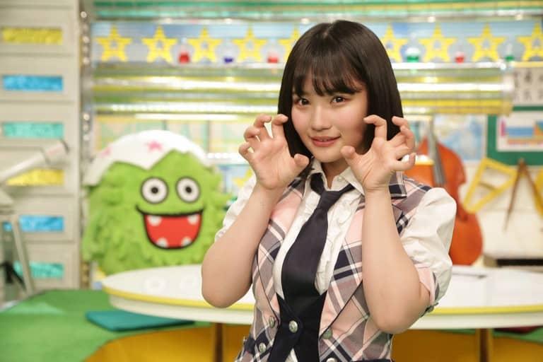 AKB48 矢作萌夏、4月から「ミライ☆モンスター」新MCに!