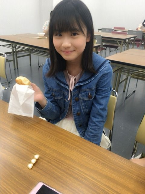 【画像アリ】みるんちゃんがぐぅかわ!【HKT48】