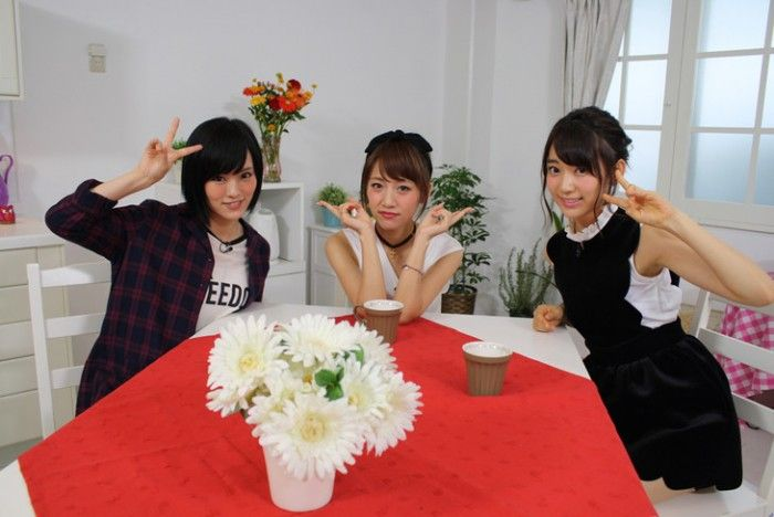 [TV] 9/25 26:05~「ミュージャック」高橋みなみ卒業企画!宮脇咲良&山本彩とAKB48グループの未来を語る!