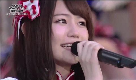 【悲報】こみはるが総選挙21位でも推されないと悟ってる【AKB48・込山榛香】